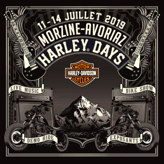 Harley Days 2019